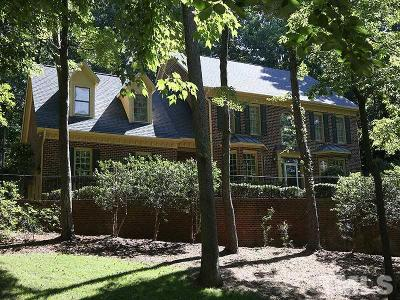 Cary Single Family Home For Sale: 200 Birkhaven Drive