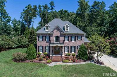 Raleigh Single Family Home For Sale: 3745 Westbury Lake Drive