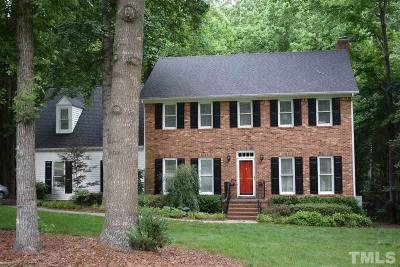 Raleigh Single Family Home For Sale: 9501 Springdale Drive