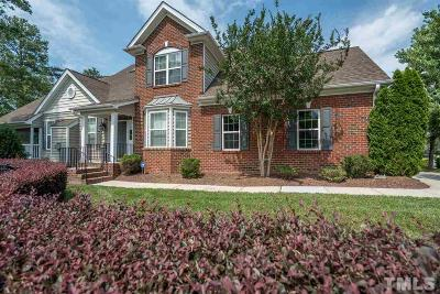 Raleigh Townhouse For Sale: 11505 Auldbury Way