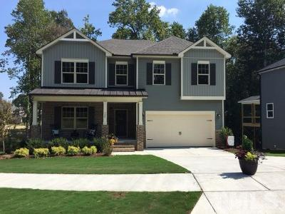 Tyler Park Single Family Home For Sale: 520 Culmore Drive #Lot 28
