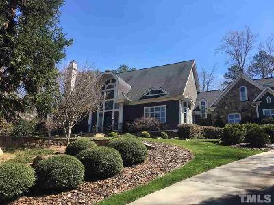 Governors Club Single Family Home For Sale: 10419 Stone