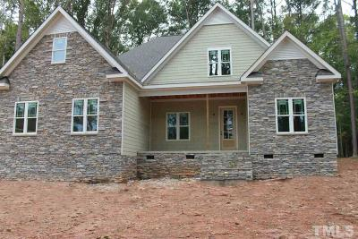 Raleigh Single Family Home For Sale: 9321 Macon Road