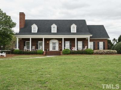 Clayton Single Family Home For Sale: 1025 Powhatan Road
