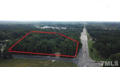 Commercial Lots & Land For Sale: 1106 N Arendell Avenue