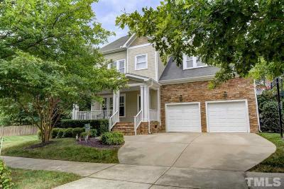 Holly Springs Single Family Home Contingent: 120 Olivepark Drive