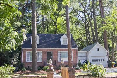 Hayes Barton Single Family Home For Sale: 1209 Williamson Drive