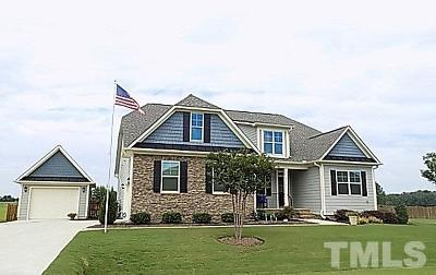 Honeycutt Landing Single Family Home Contingent: 8204 Cannon Grove Drive