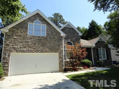 Durham Single Family Home For Sale: 207 Weslyn Trace