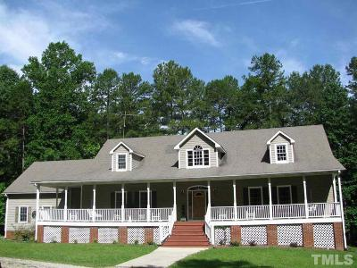 Single Family Home For Sale: 3133 Thomas Road