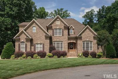 Apex NC Single Family Home Sale Pending: $739,500