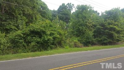 Durham County Residential Lots & Land For Sale: 621 Goodwin Road