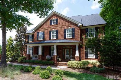 Holly Springs Single Family Home Contingent: 1025 Skymont Drive