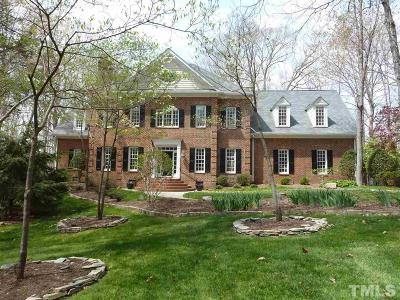 Durham Single Family Home For Sale: 2112 Vintage Hill Drive