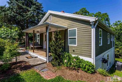 Durham Single Family Home For Sale: 808 Kent Street