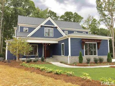 Apex Single Family Home Pending: 1129 Goliath Lane