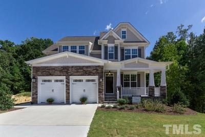 Knightdale Single Family Home For Sale: 460 Cedar Pond Court