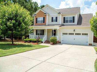 Clayton NC Single Family Home Sold: $229,900