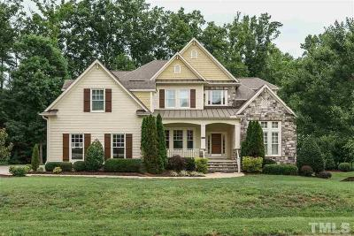 Raleigh Single Family Home For Sale: 8311 La Matisse Road