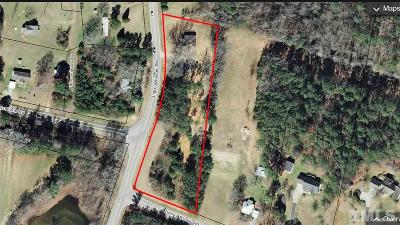 Wake County Residential Lots & Land For Sale: 8729 Lake Wheeler Road