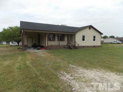 Willow Spring(s) Single Family Home Pending: 7845 Barbour Store Road