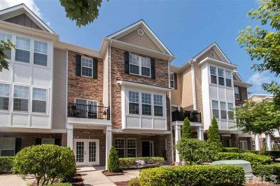 Brier Creek Townhouse For Sale: 9154 Wooden Road