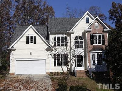Raleigh Single Family Home For Sale: 4516 Olde Stream Court