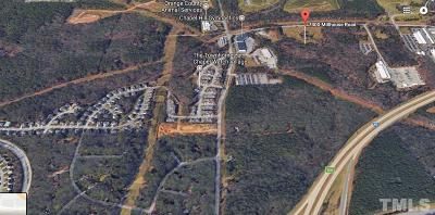 Orange County Residential Lots & Land For Sale: 7300 Mill House Road