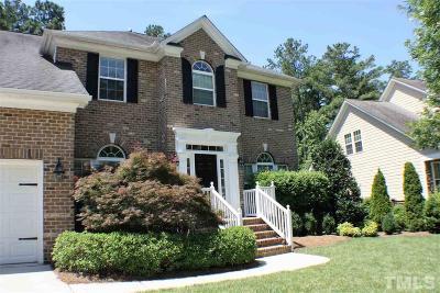 Raleigh Single Family Home For Sale: 131 Trinity Grove Drive