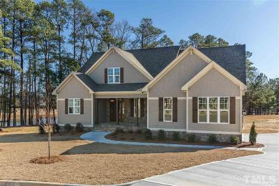 Holly Springs Single Family Home For Sale: 5805 Cleome Court