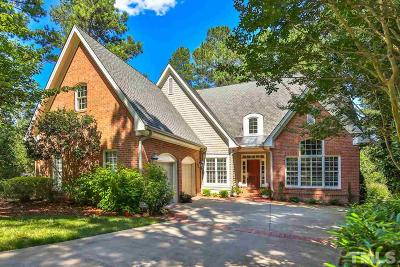 Chapel Hill Single Family Home For Sale: 82104 Ehringhaus