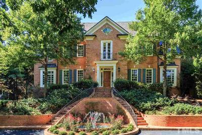 Raleigh Single Family Home For Sale: 2525 Glenwood Avenue