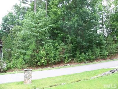 Lee County Residential Lots & Land For Sale: 18 The Pointe