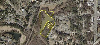 Wake County Residential Lots & Land For Sale: 802-822 Ileagnes Road