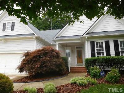 Cary Single Family Home For Sale: 104 Canon Gate Drive