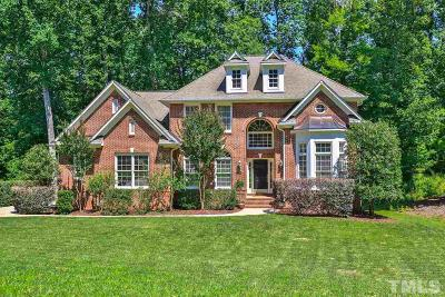 Chapel Hill Single Family Home For Sale: 304 Hogan Woods Circle