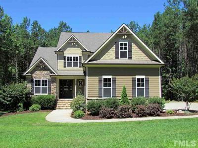 Creedmoor Single Family Home For Sale: 673 Willard Drive