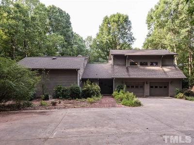 Mebane Single Family Home For Sale: 4201 White Level Road