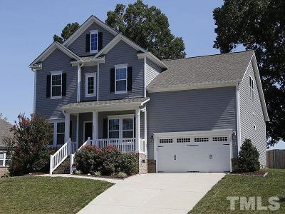 Garner Single Family Home For Sale: 195 Pecan Harvest Drive