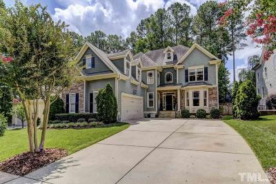 Raleigh Single Family Home For Sale: 7207 Newport Avenue