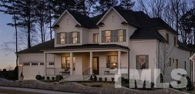 Cary Single Family Home Pending: 413 Whispering Hills Court