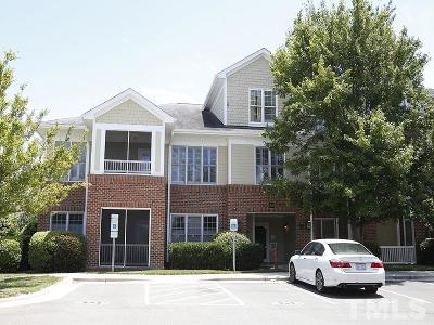 Cary Condo For Sale: 421 Waterford Lake Drive #421
