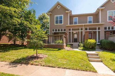 Carrboro Townhouse Contingent: 279 Sweet Bay Place