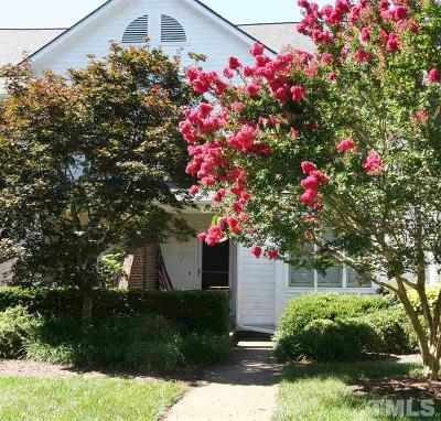 Cary Townhouse Pending: 313 Center Pointe Drive