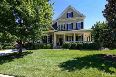 Cary Single Family Home For Sale: 202 Linton Banks Place