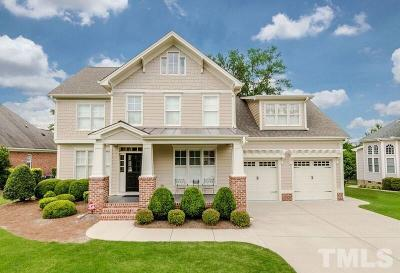 Garner Single Family Home For Sale: 317 Tallowwood Drive