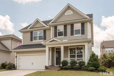 Holly Springs Single Family Home For Sale: 720 Ancient Oaks Drive