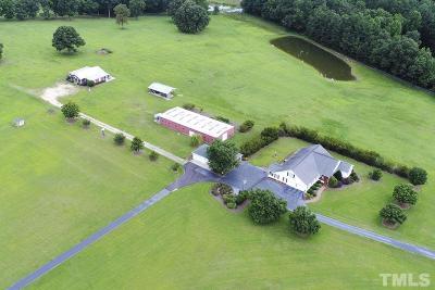 Harnett County Single Family Home For Sale: 5631 Christian Light Road