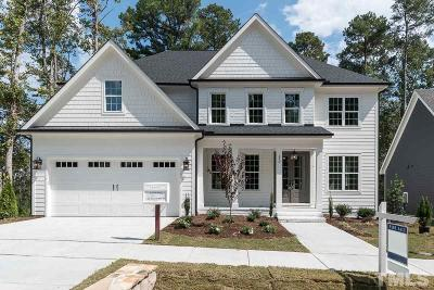 Cary Single Family Home For Sale: 320 Holsten Bank Way