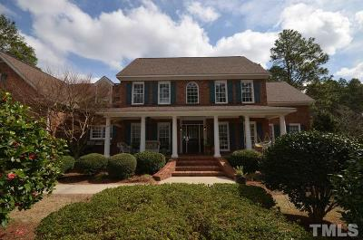 Fayetteville Single Family Home For Sale: 6423 Barbour Lake Road